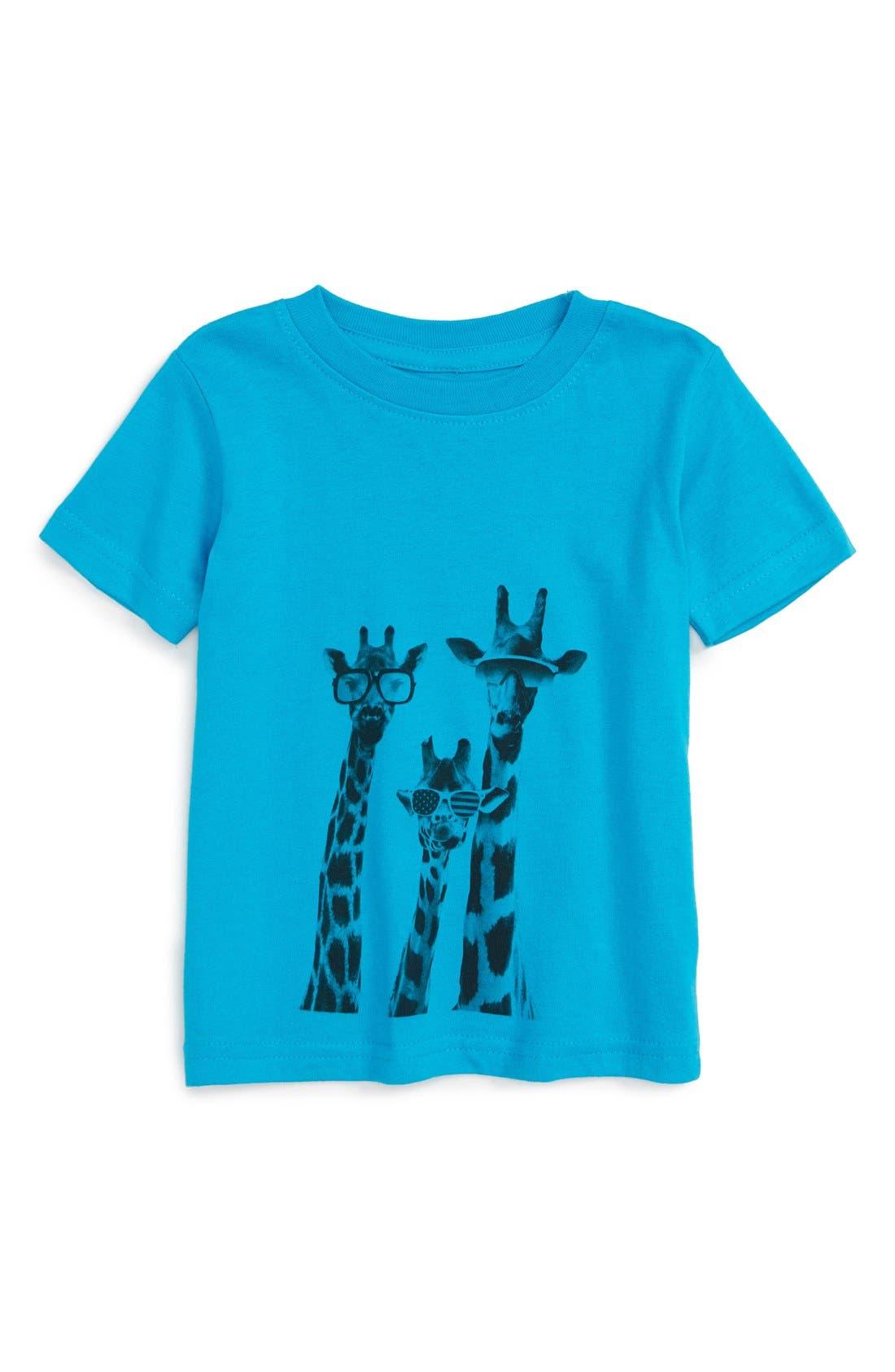 KID DANGEROUS 'Giraffes' T-Shirt