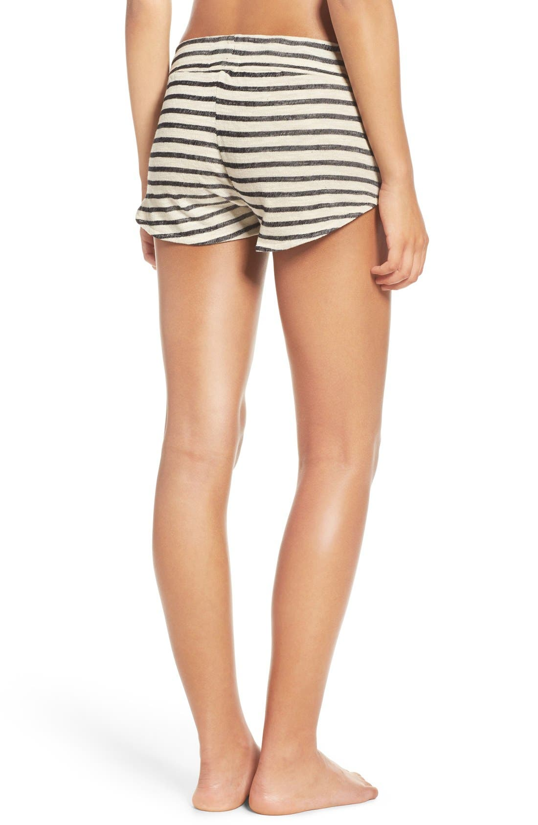 Alternate Image 2  - O'Neill 'Adventure' Stripe Cotton Shorts
