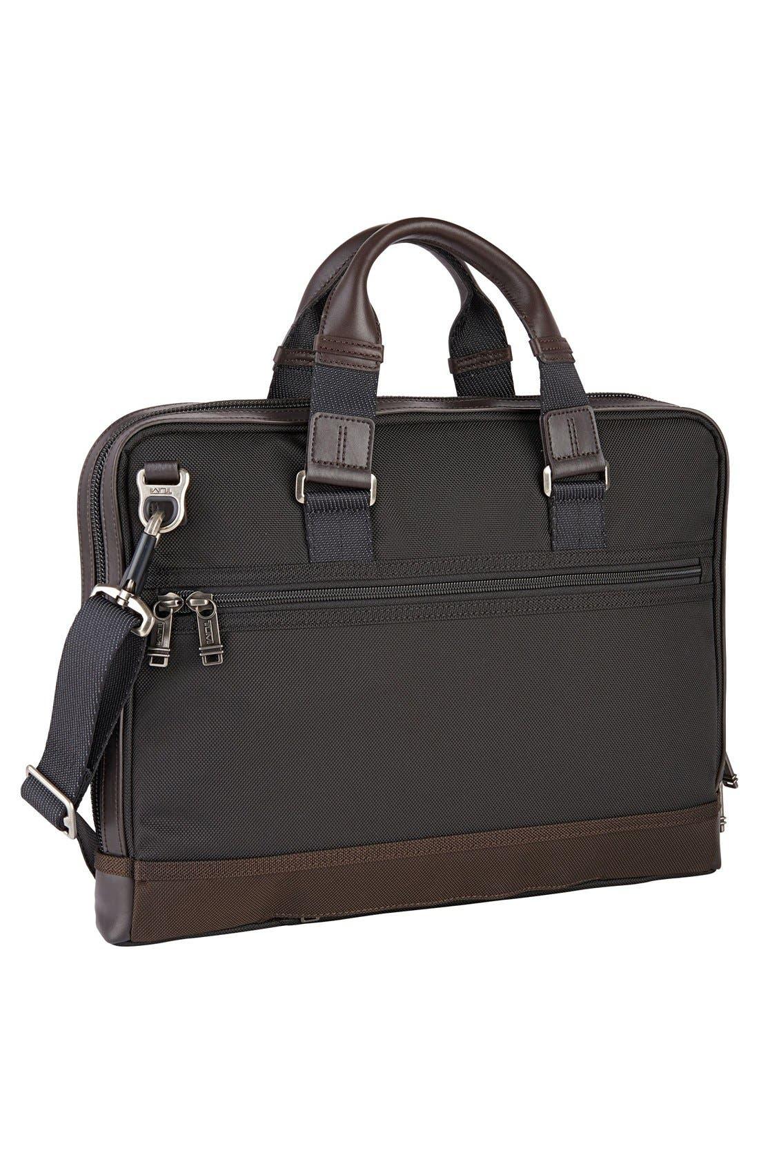 Alternate Image 3  - Tumi 'Alpha Bravo - Andrews' Slim Briefcase