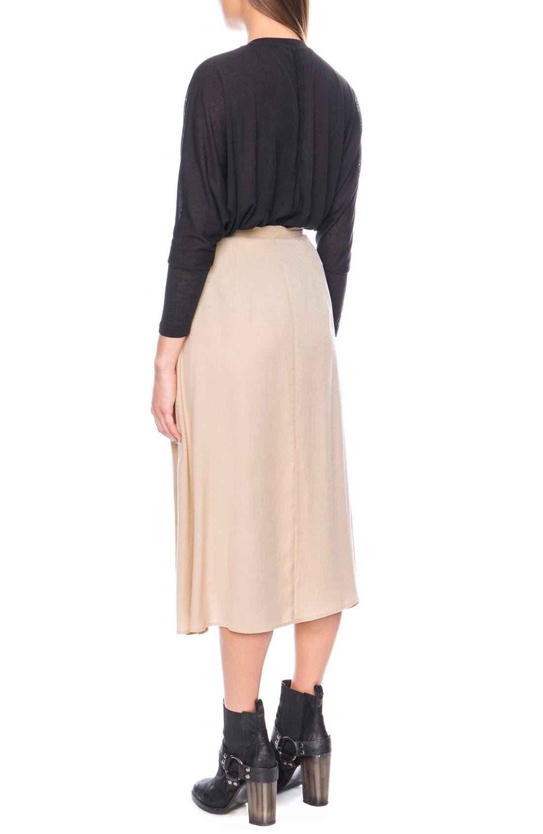 Alternate Image 2  - The Fifth Label 'Born Free' Midi Skirt