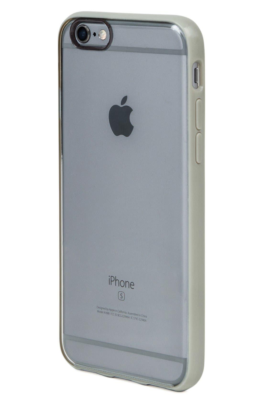 Alternate Image 1 Selected - Incase Designs Pop iPhone 6/6s Case