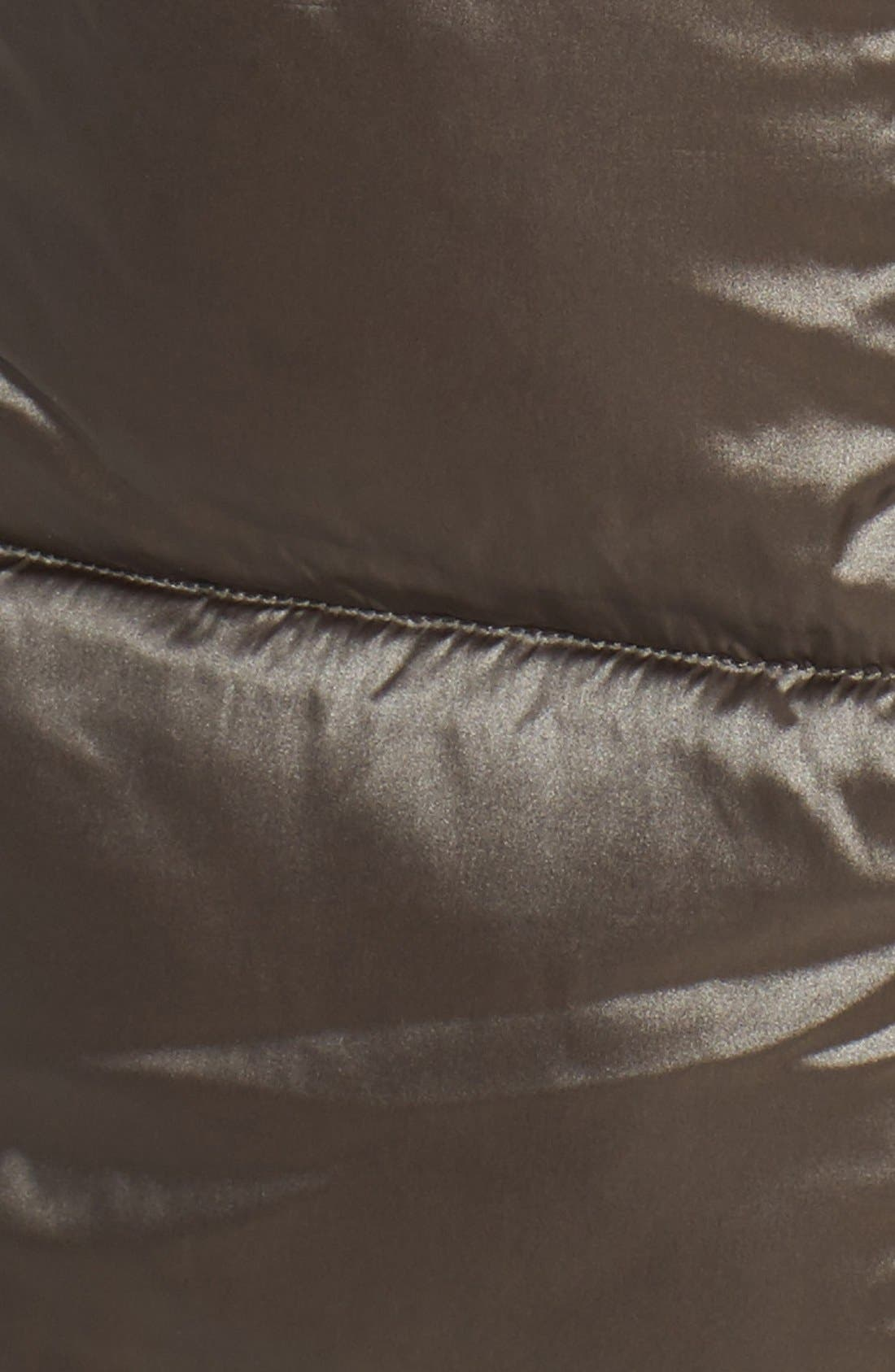 Alternate Image 5  - Bernardo Packable Coat with Down & PrimaLoft® Fill (Regular & Petite)