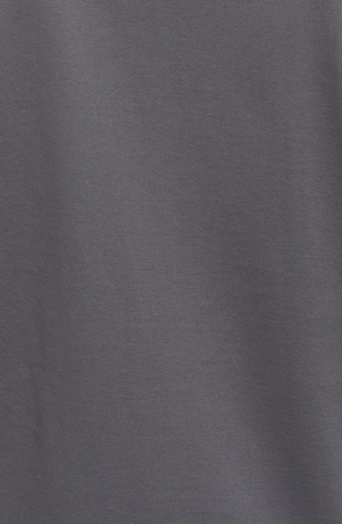 Alternate Image 5  - Z Zegna Flocked Graphic T-Shirt