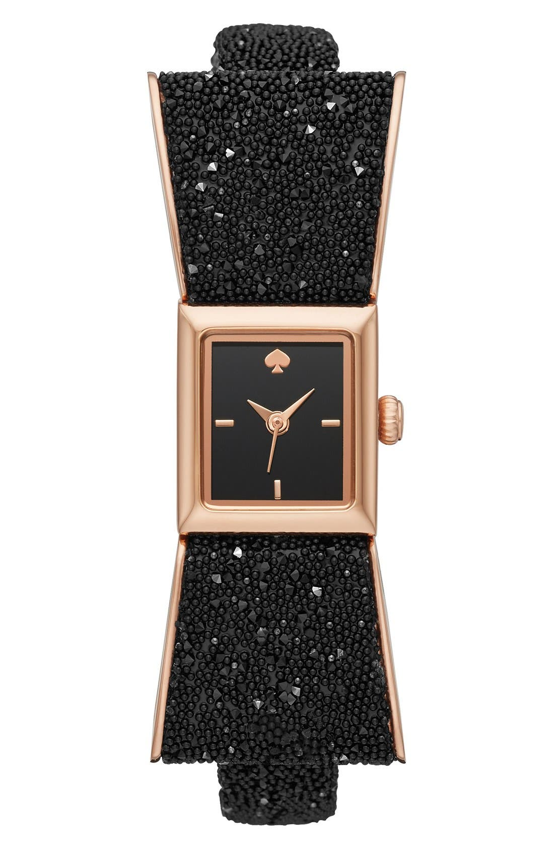 KATE SPADE NEW YORK 'kenmare' bracelet watch, 15mm