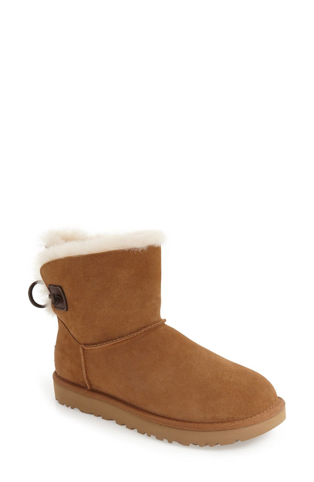 Alternate Image 1 Selected - UGG® Adoria - Tehuano Short Boot (Women)