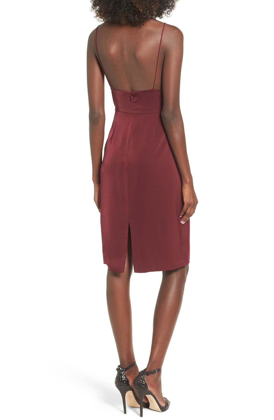 Alternate Image 3  - NBD 'Heatwave' Midi Dress