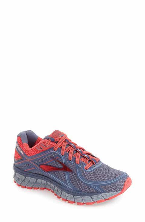 Brooks 'Adrenaline ASR 13' Water Repellent Running Shoe (Women)