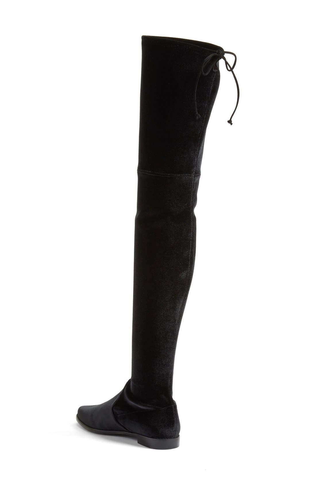Alternate Image 2  - Stuart Weitzman 'Leggylady' Over the Knee Boot (Women)