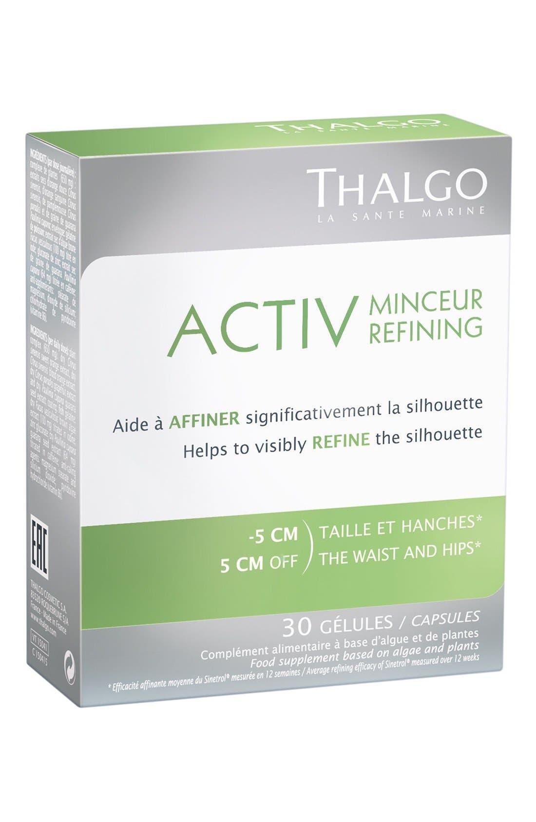 THALGO 'ACTIV' Refining Food Supplement Capsules