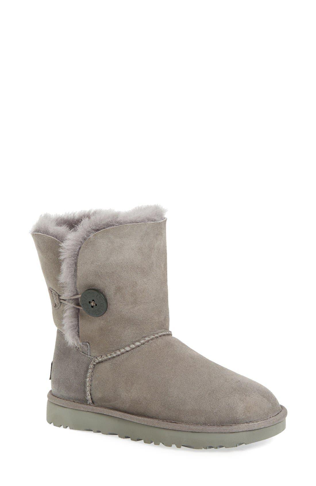 Alternate Image 1 Selected - UGG® 'Bailey Button II' Boot (Women)