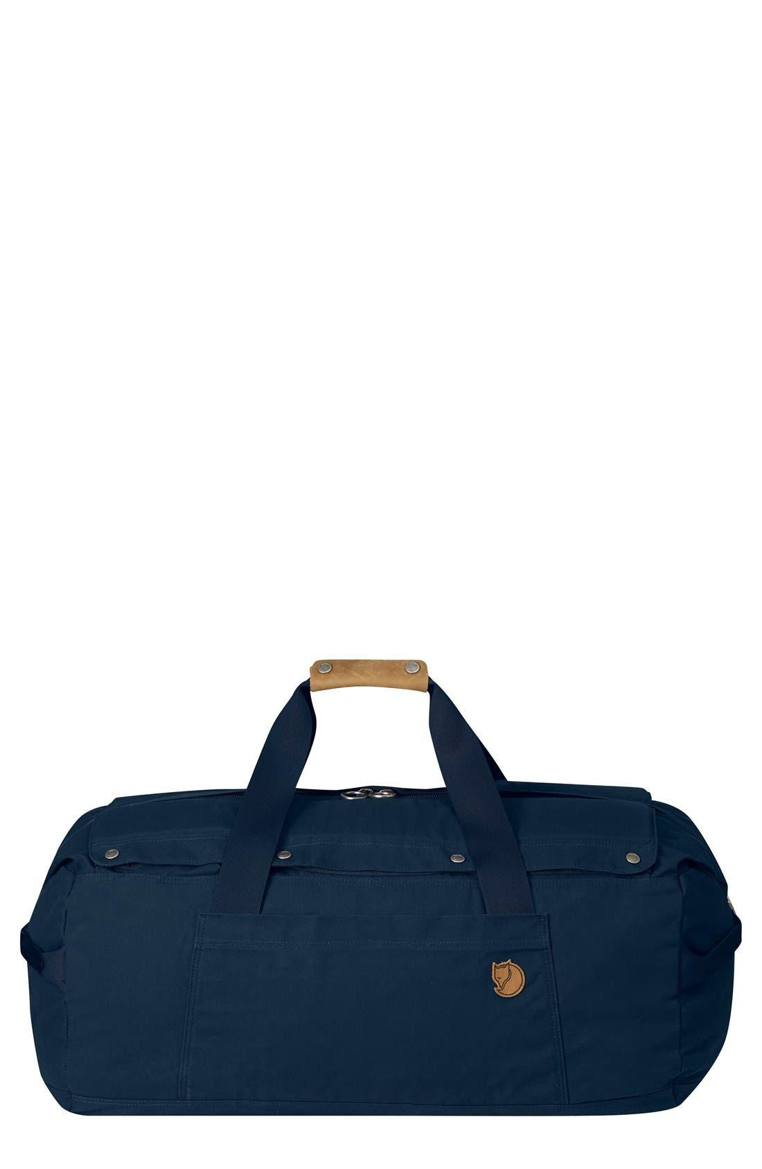 FJÄLLRÄVEN 'Duffel Bag No. 6' Medium Duffel Bag