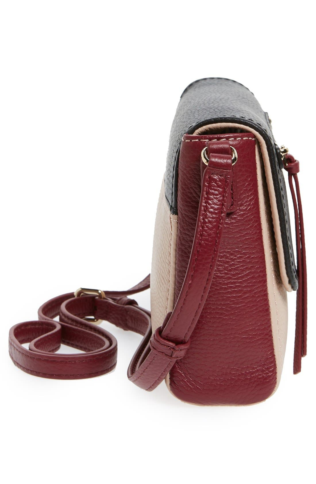 Alternate Image 5  - kate spade new york 'cobble hill - mini toddy' leather crossbody bag