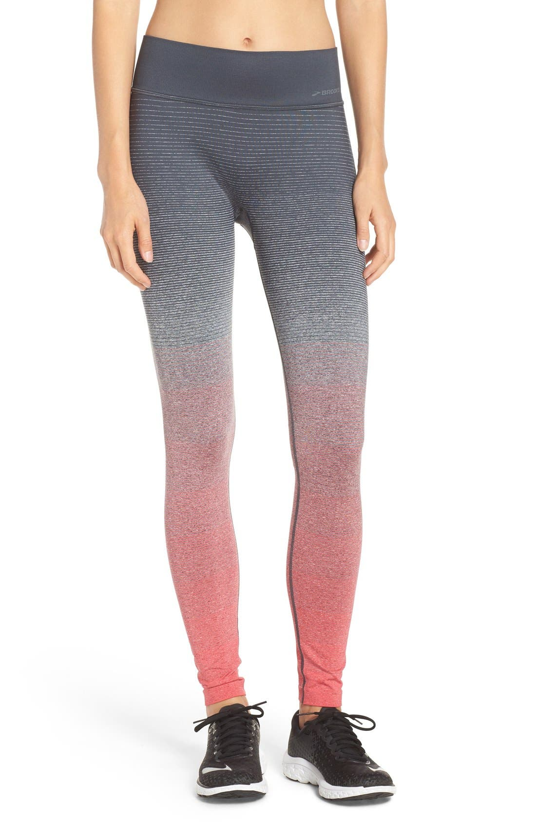Brooks 'Streaker' Ombré Running Tights
