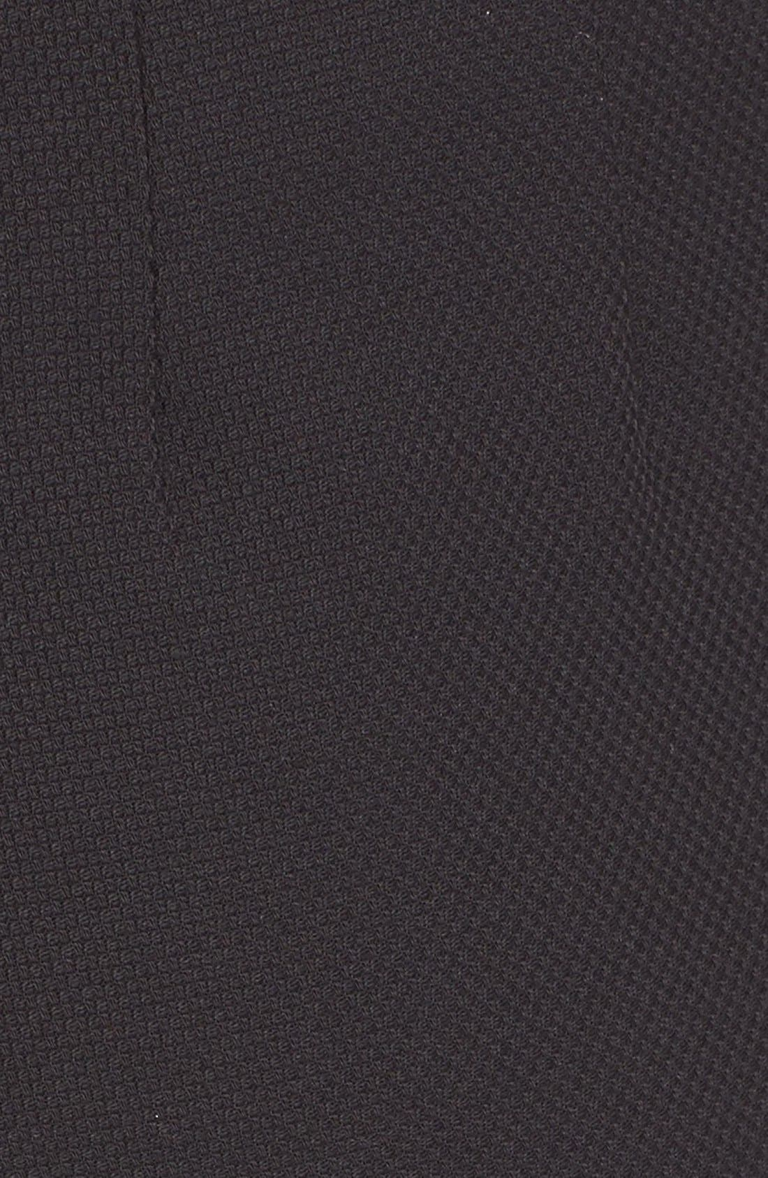 Alternate Image 5  - St. John Collection Emma Stretch Piqué Pants