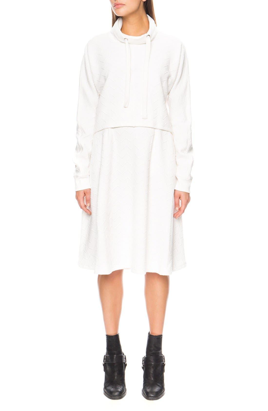 Main Image - The Fifth Label 'Passport' Midi Skirt