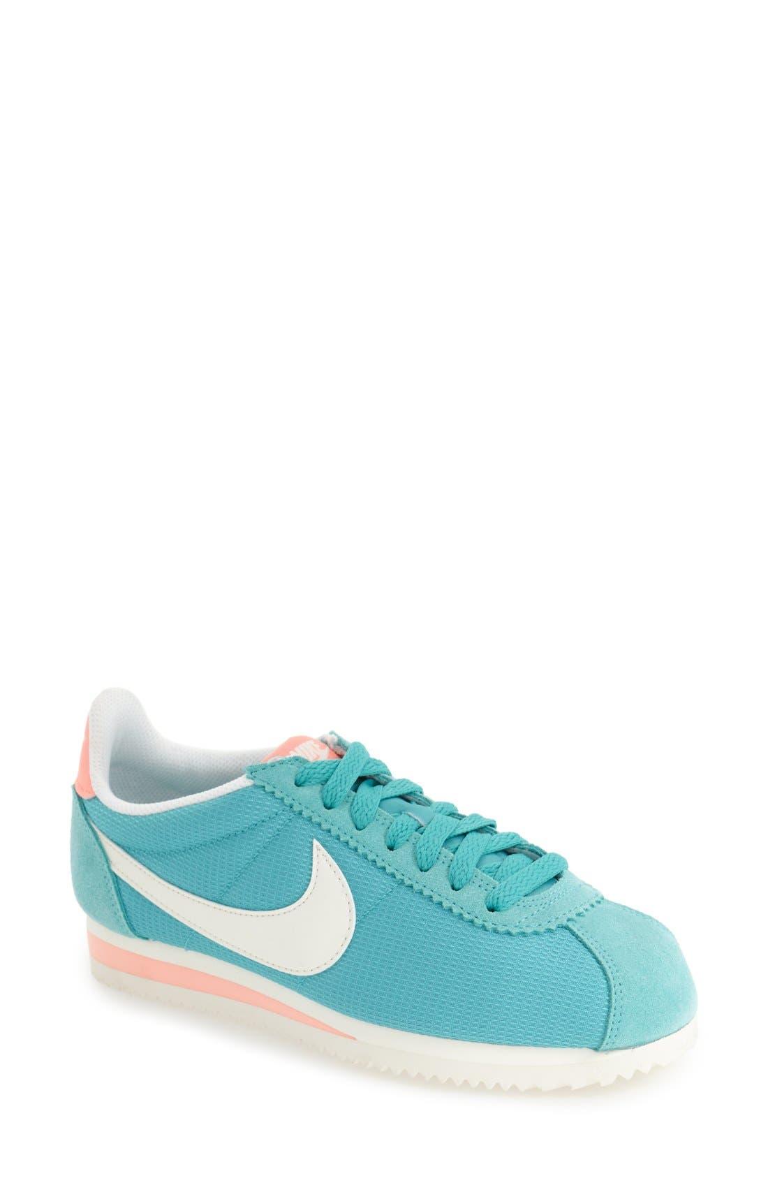 Alternate Image 1 Selected - Nike Classic Cortez Sneaker (Women)