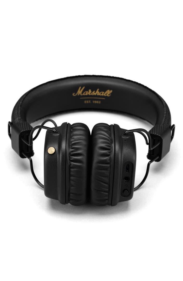 marshall major ii bluetooth headphones nordstrom. Black Bedroom Furniture Sets. Home Design Ideas