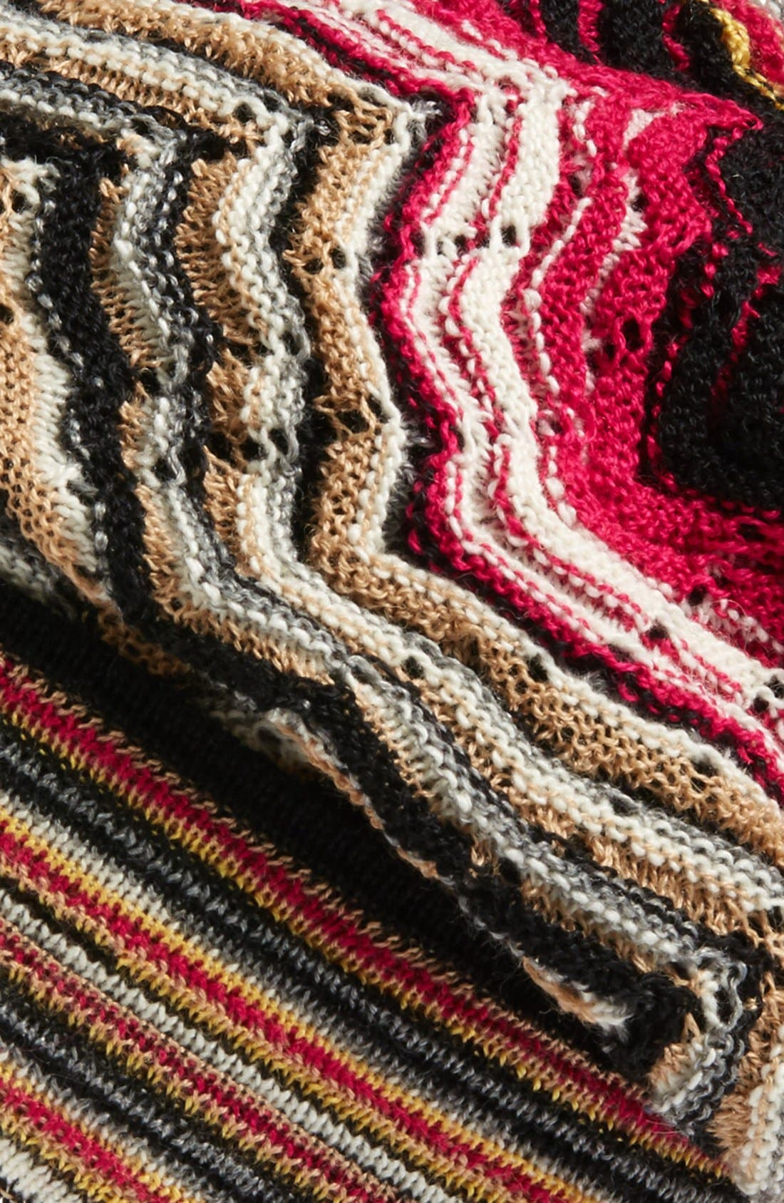 Alternate Image 2  - Missoni Stripe Slouchy Beanie