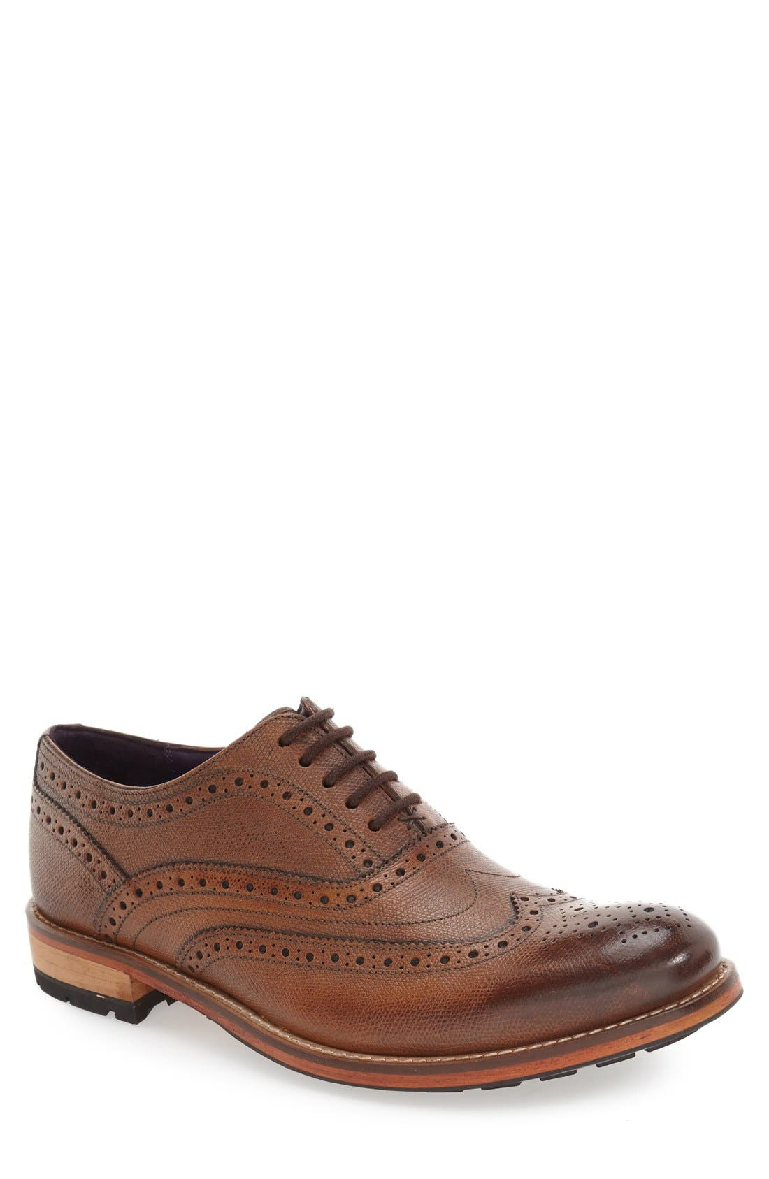 Ted Baker London 'Guri 8' Wingtip (Men)