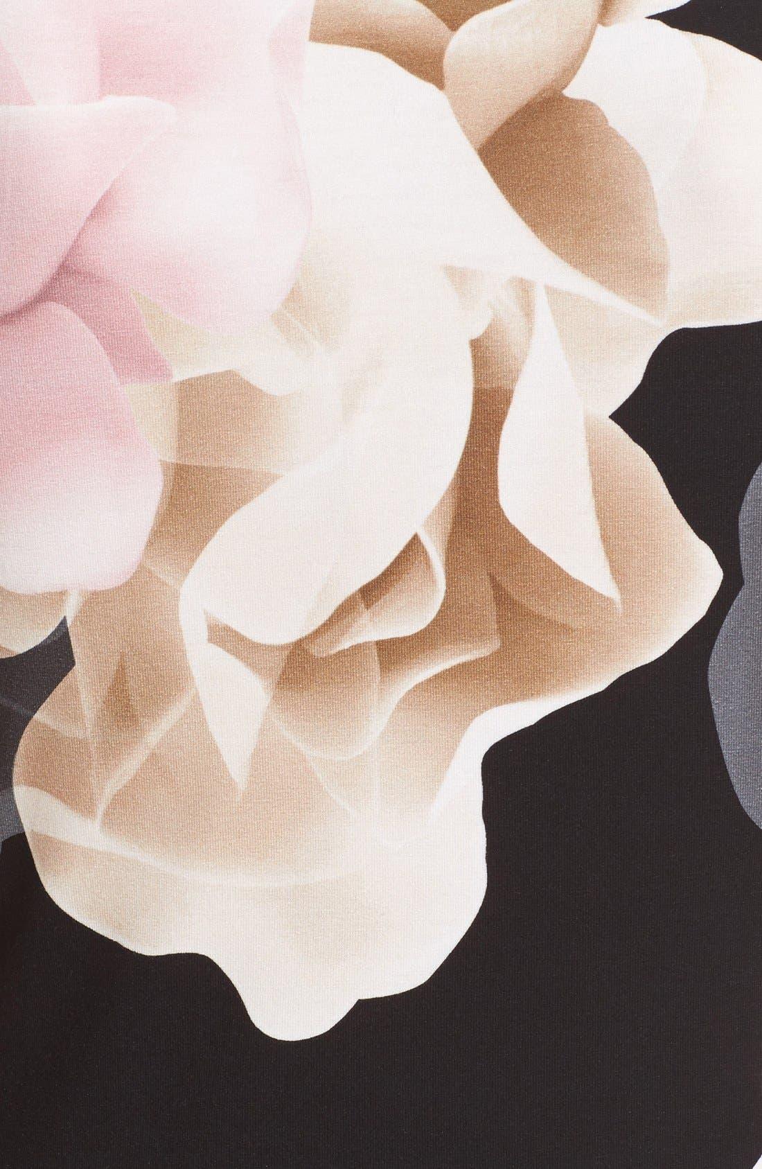 Alternate Image 5  - Ted Baker London 'Tarlia - Porcelain Rose' Fitted Tee