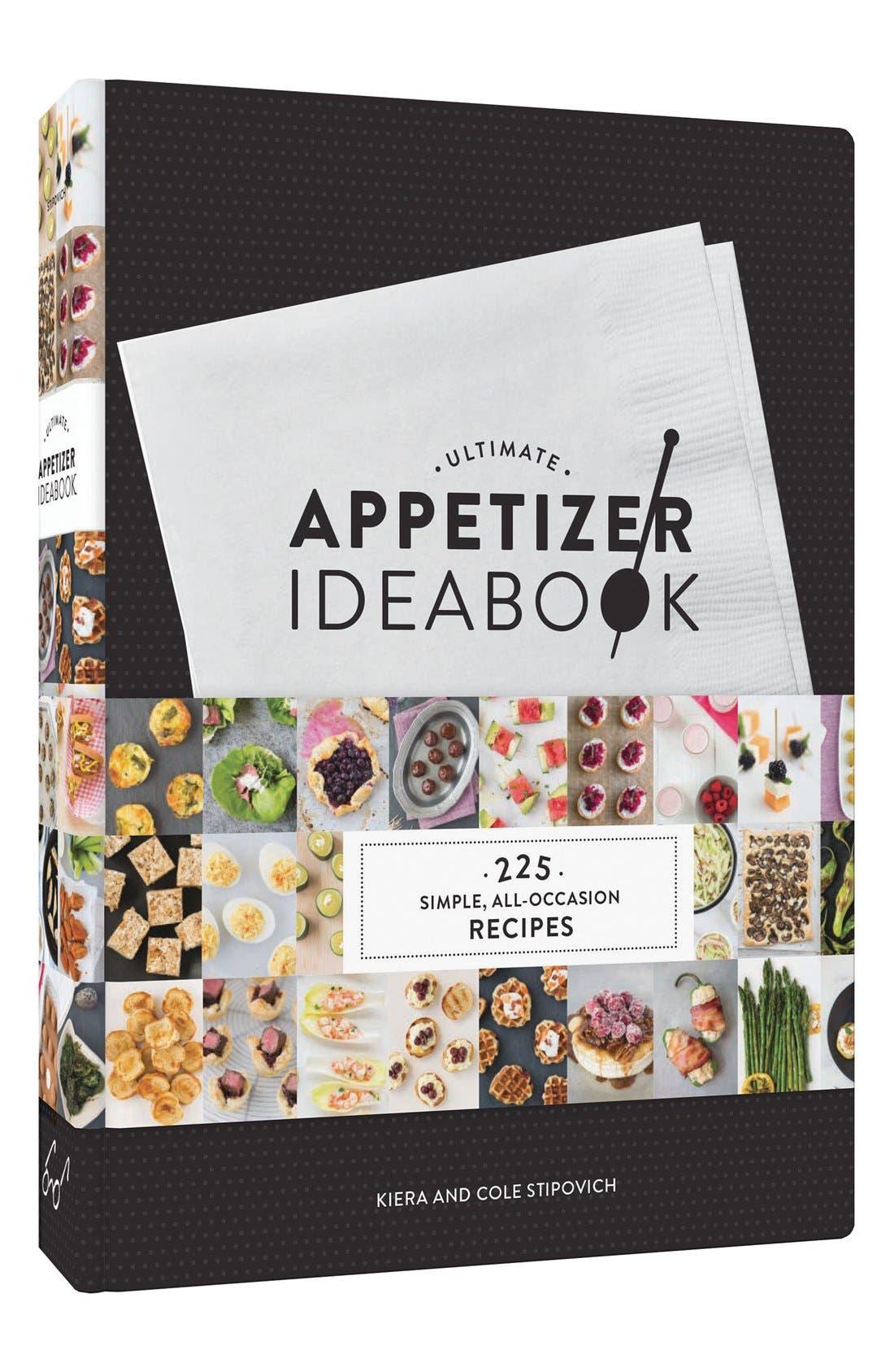 Alternate Image 2  - 'Ultimate Appetizer Ideabook' Book