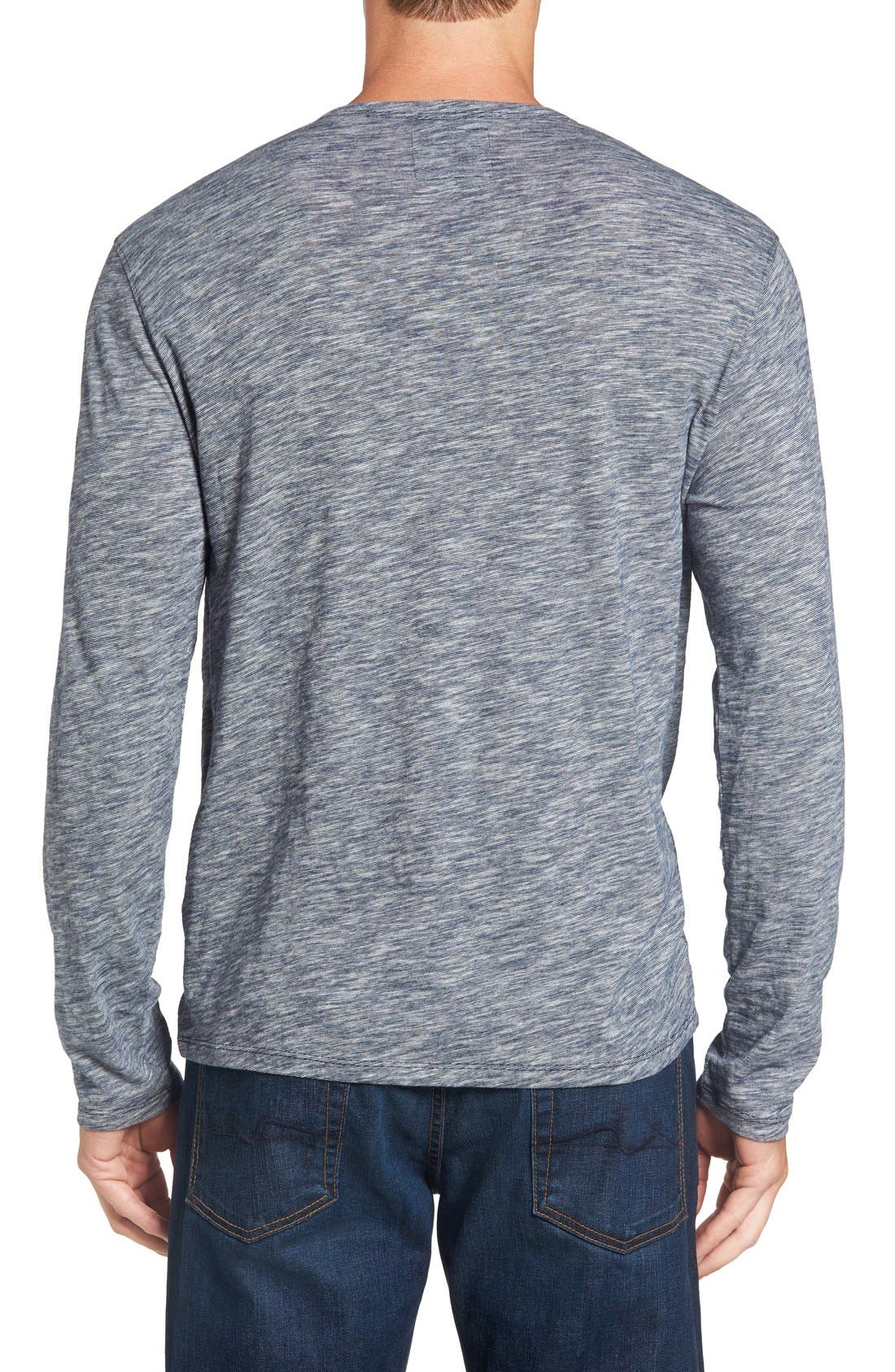Alternate Image 2  - Bonobos Slim Fit Cotton Henley