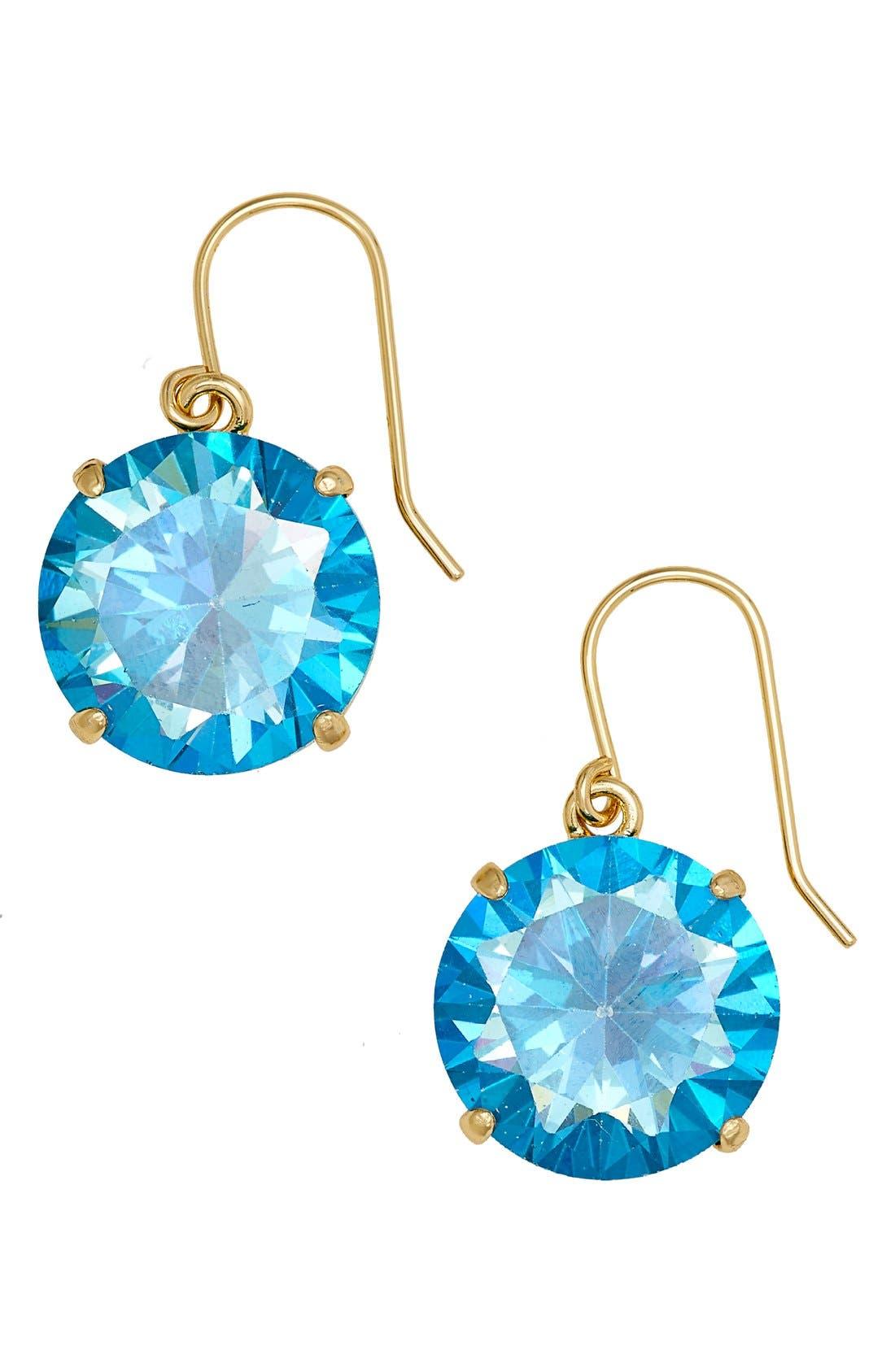 kate spade new york 'shine on' drop earrings