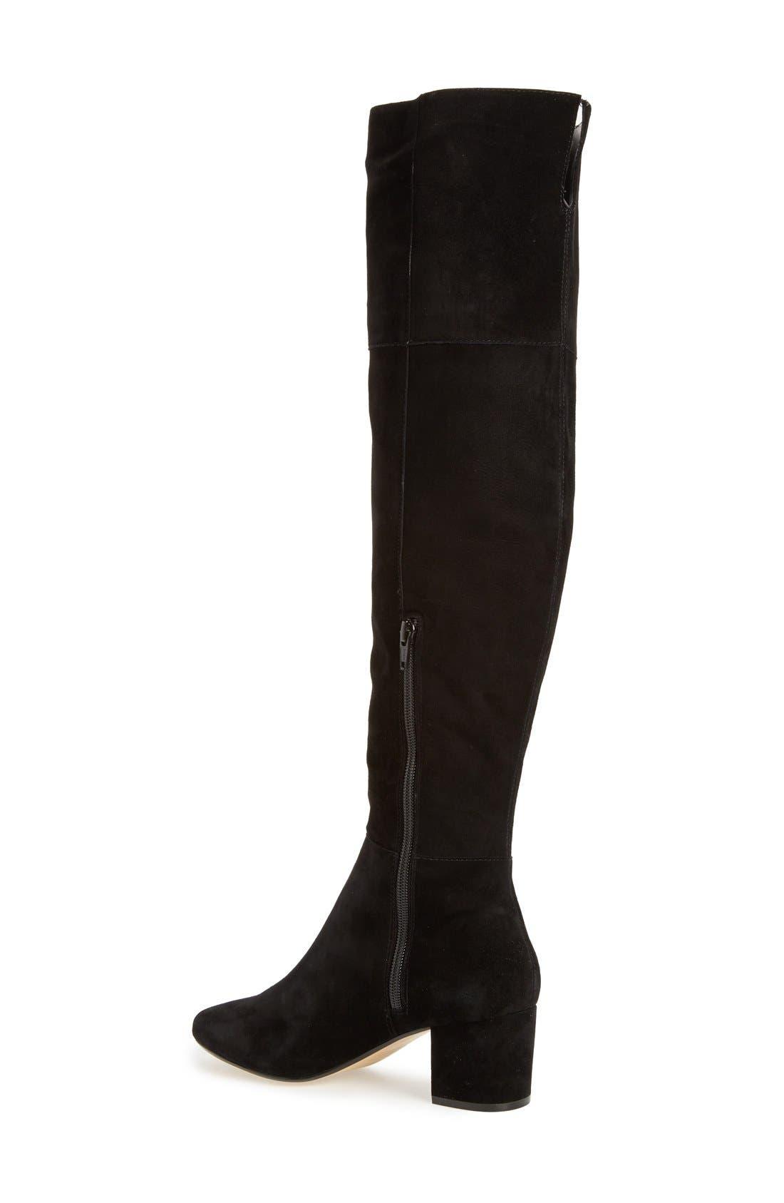 Alternate Image 2  - Dune London 'Sanford' Tall Boot (Women)