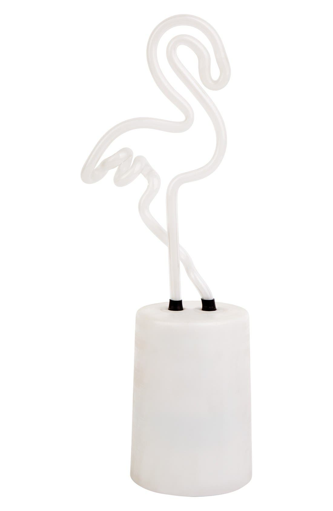 Alternate Image 3  - Sunnylife Flamingo Neon Light