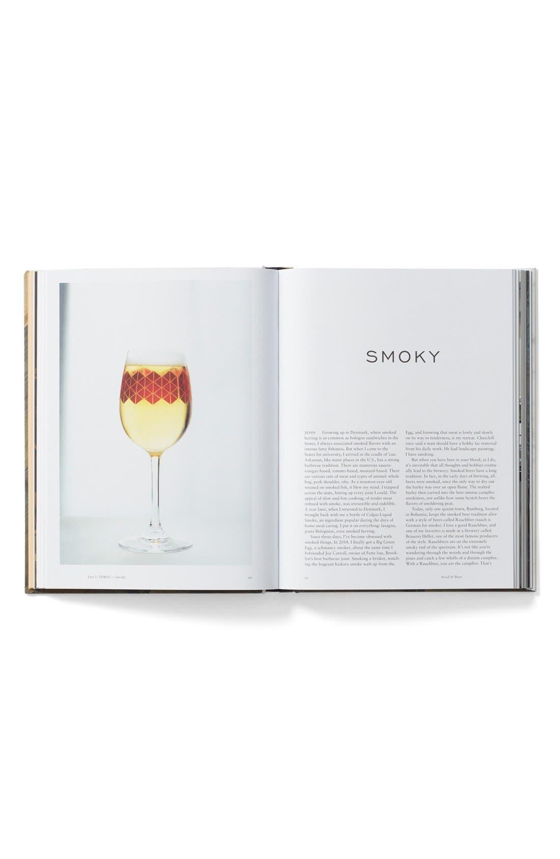 Alternate Image 4  - 'Food & Beer' Book