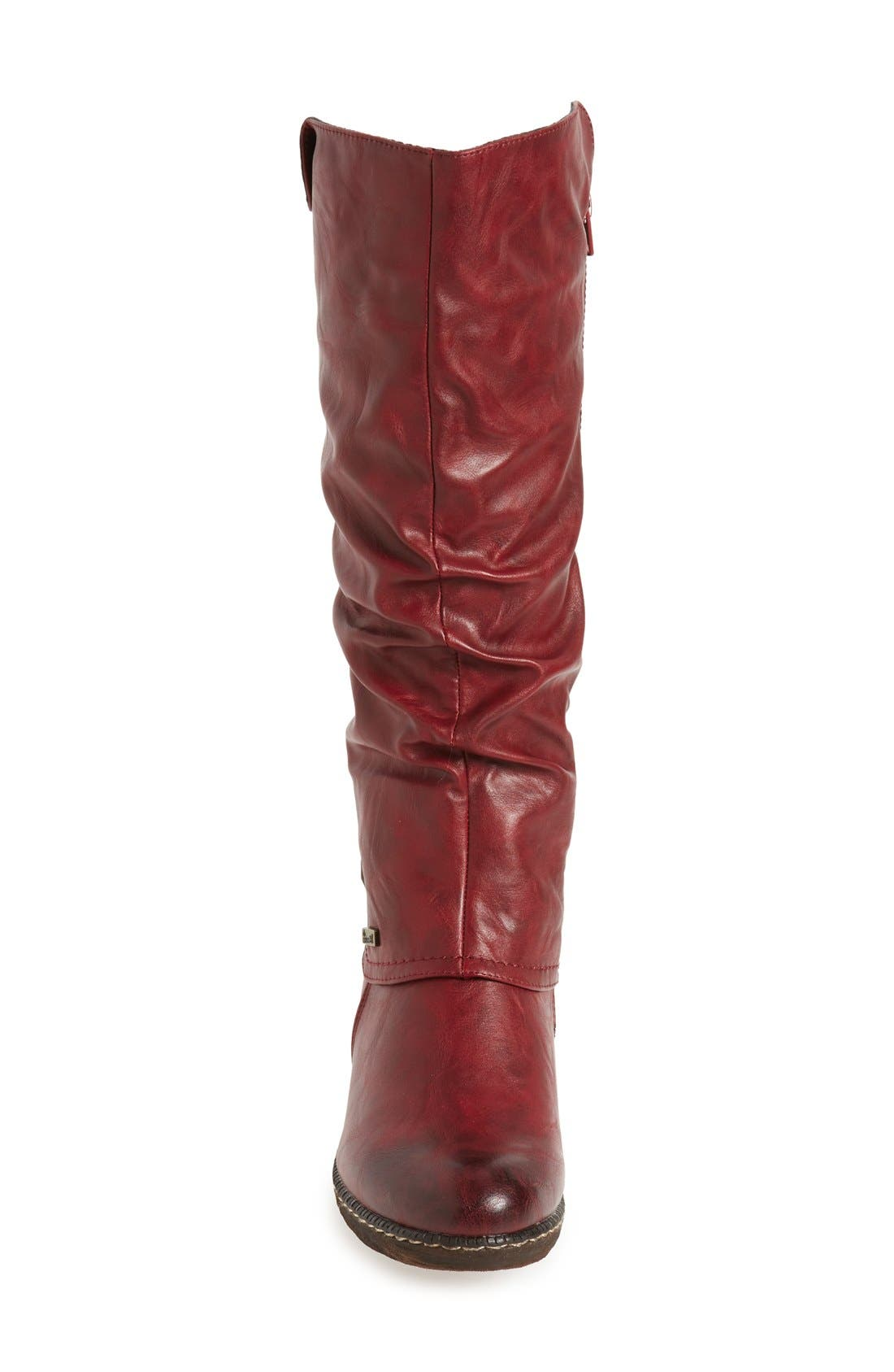 Alternate Image 3  - Rieker Antistress 'Bernadette 55' Slightly Slouchy All Weather Boot (Women)
