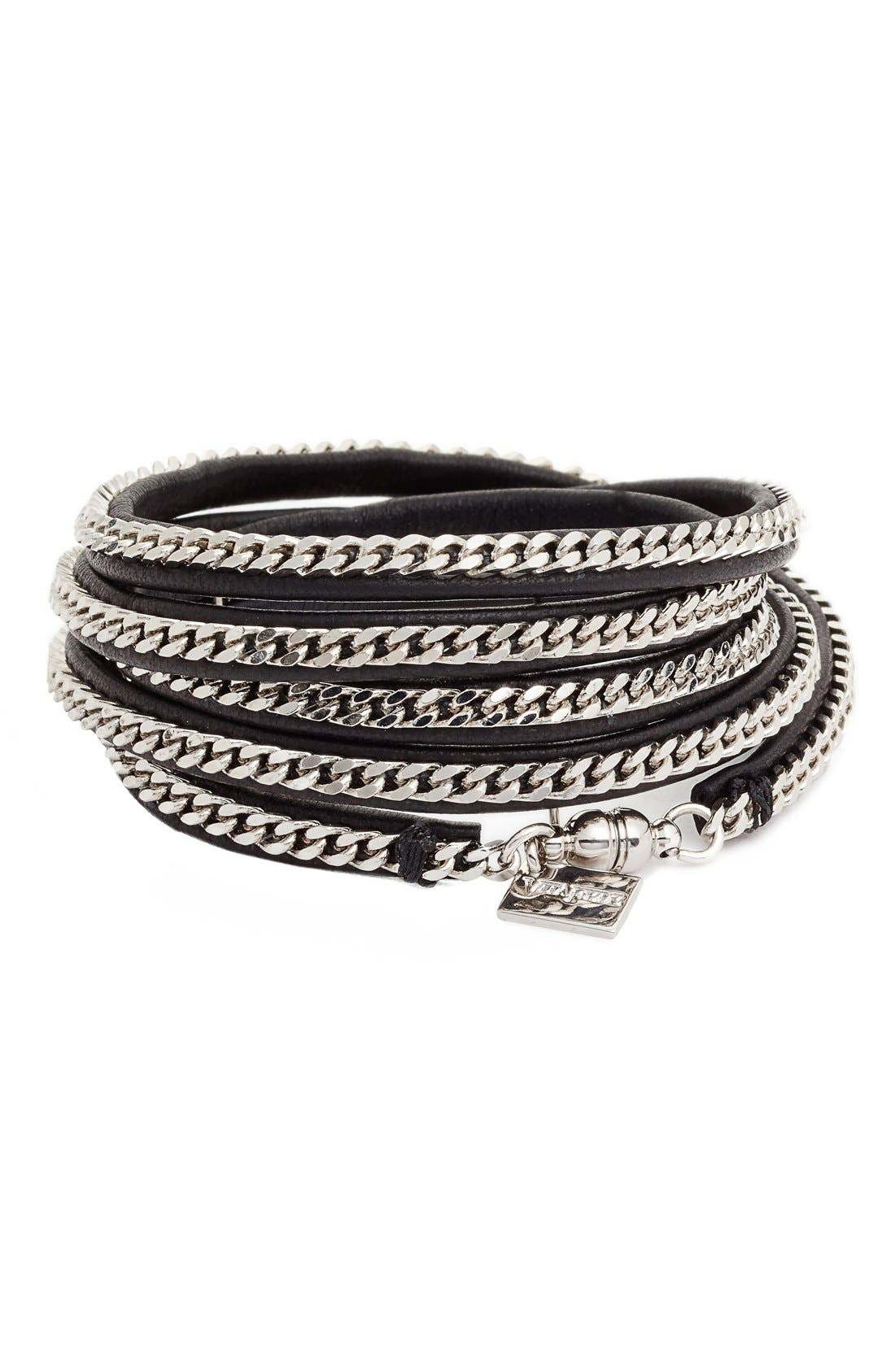 Alternate Image 1 Selected - Vita Fede Capri Wrap Bracelet