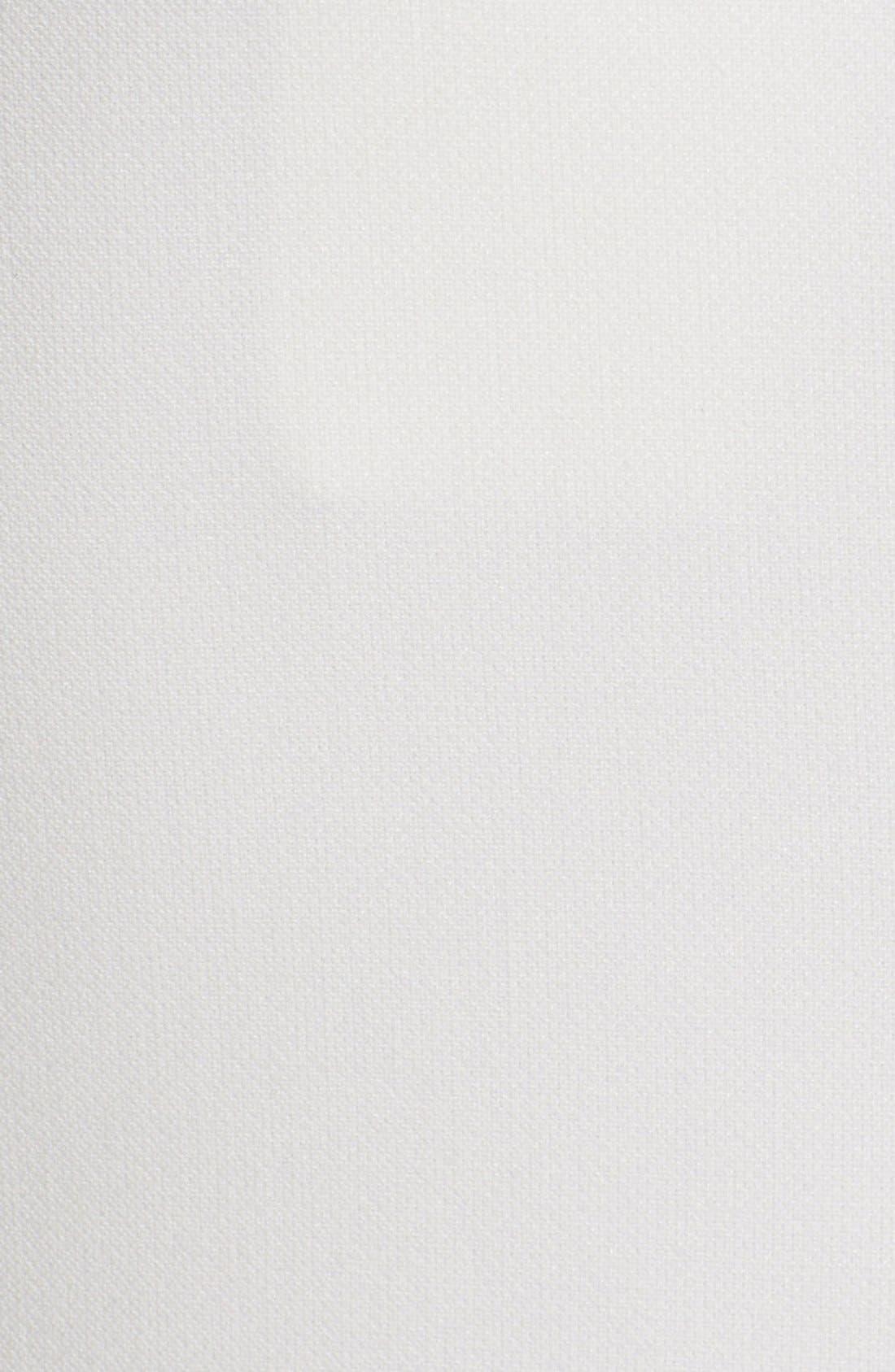 Alternate Image 3  - Versace Cutout Bodice Stretch Cady Sheath Dress