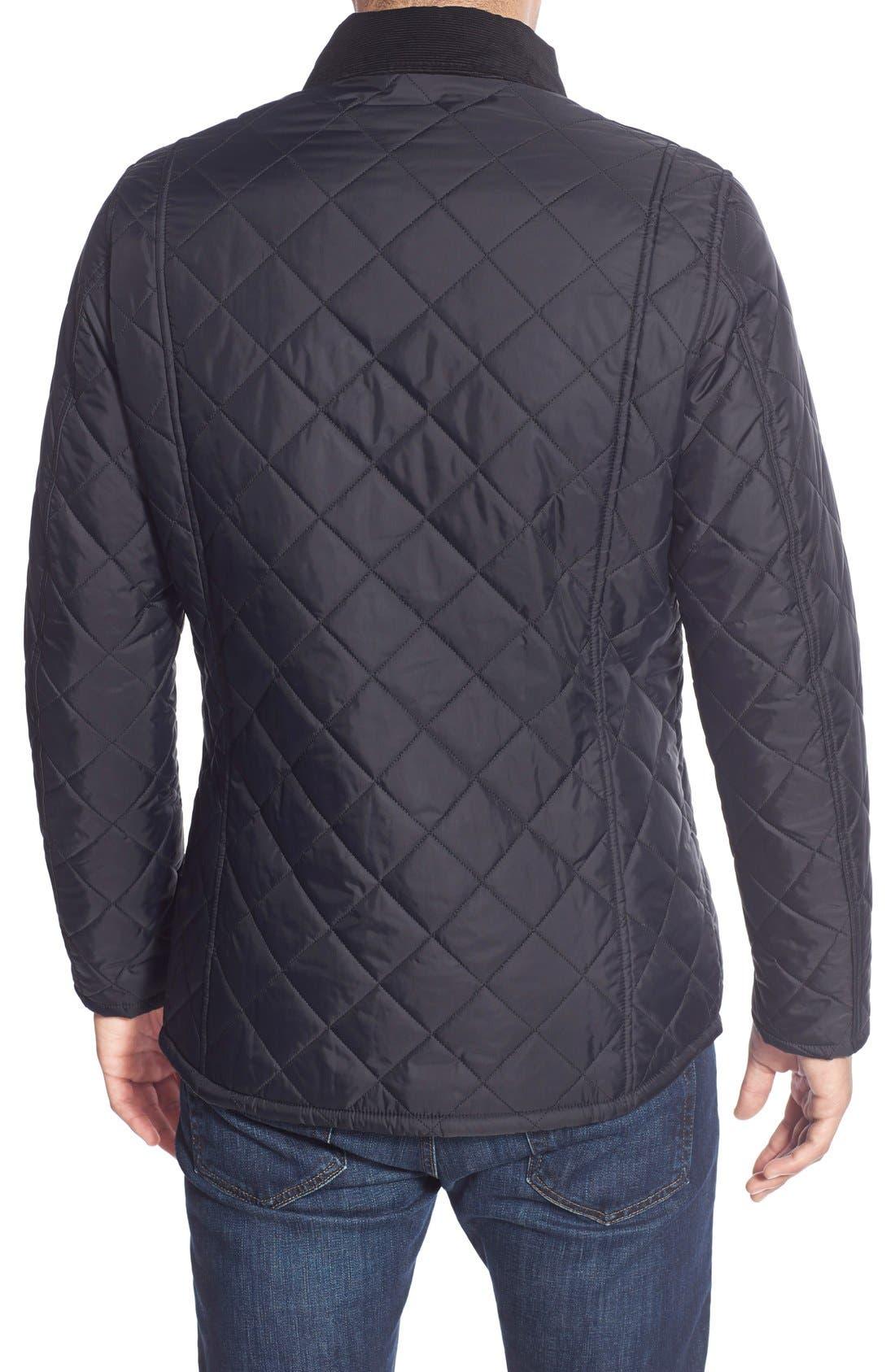 Alternate Image 2  - Barbour 'Akenside' Regular Fit Quilted Jacket