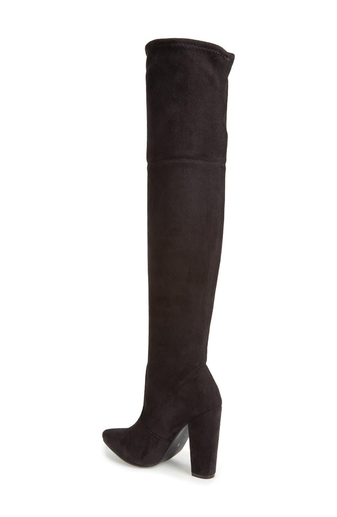 Alternate Image 2  - Steve Madden 'Rocking' Over the Knee Boot (Women)