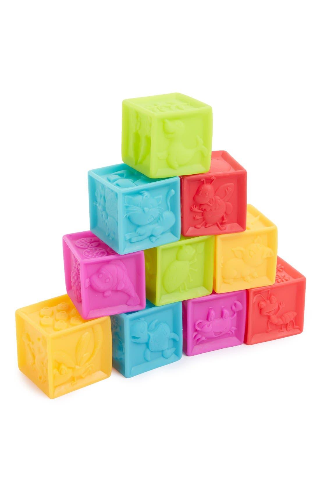 HEDSTROM 'Lil Sensory Bloxx' Toy Set