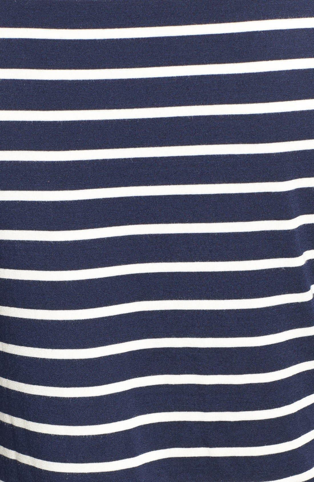 Alternate Image 5  - Amour Vert Francoise Stripe Top