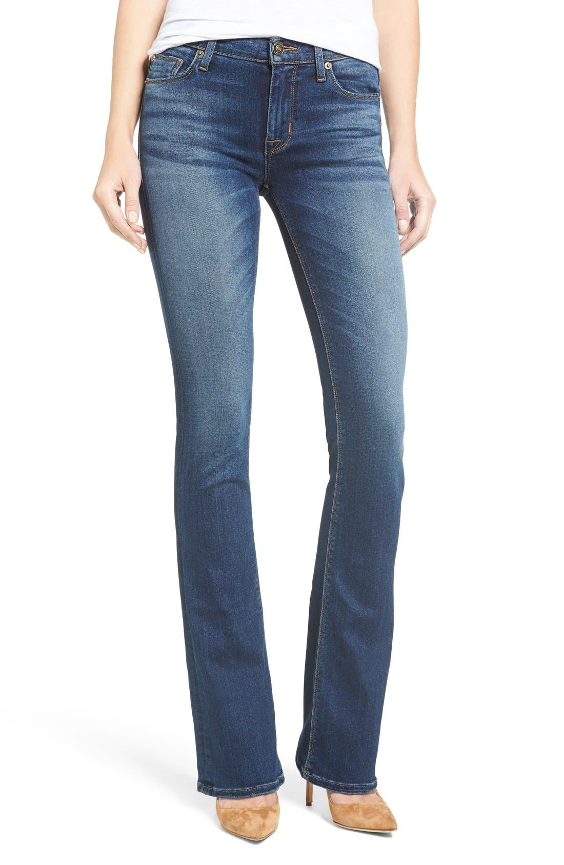 Hudson Jeans Love Bootcut Jeans (Revolt)