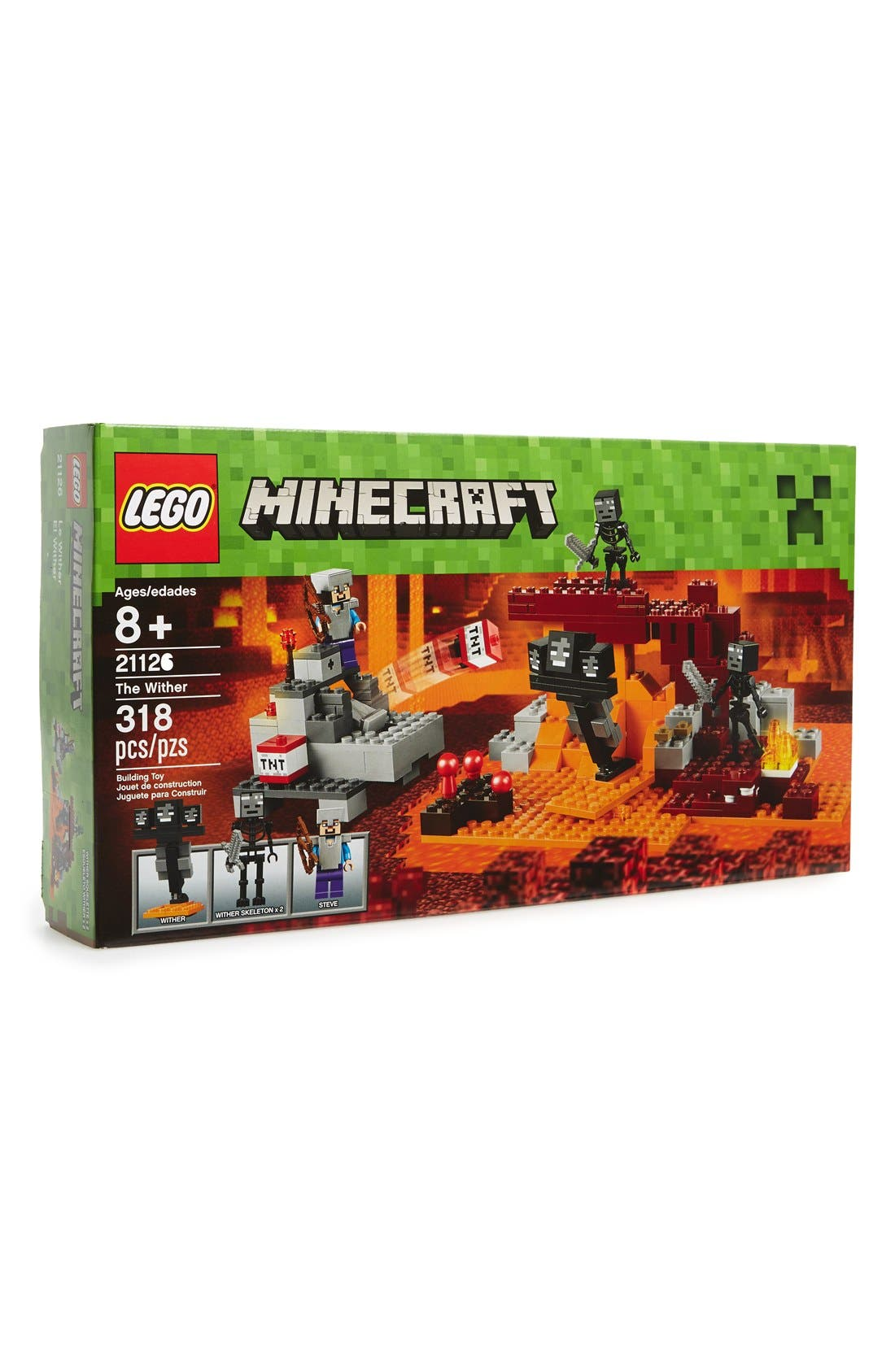 LEGO® Minecraft™ The Wither - 21126
