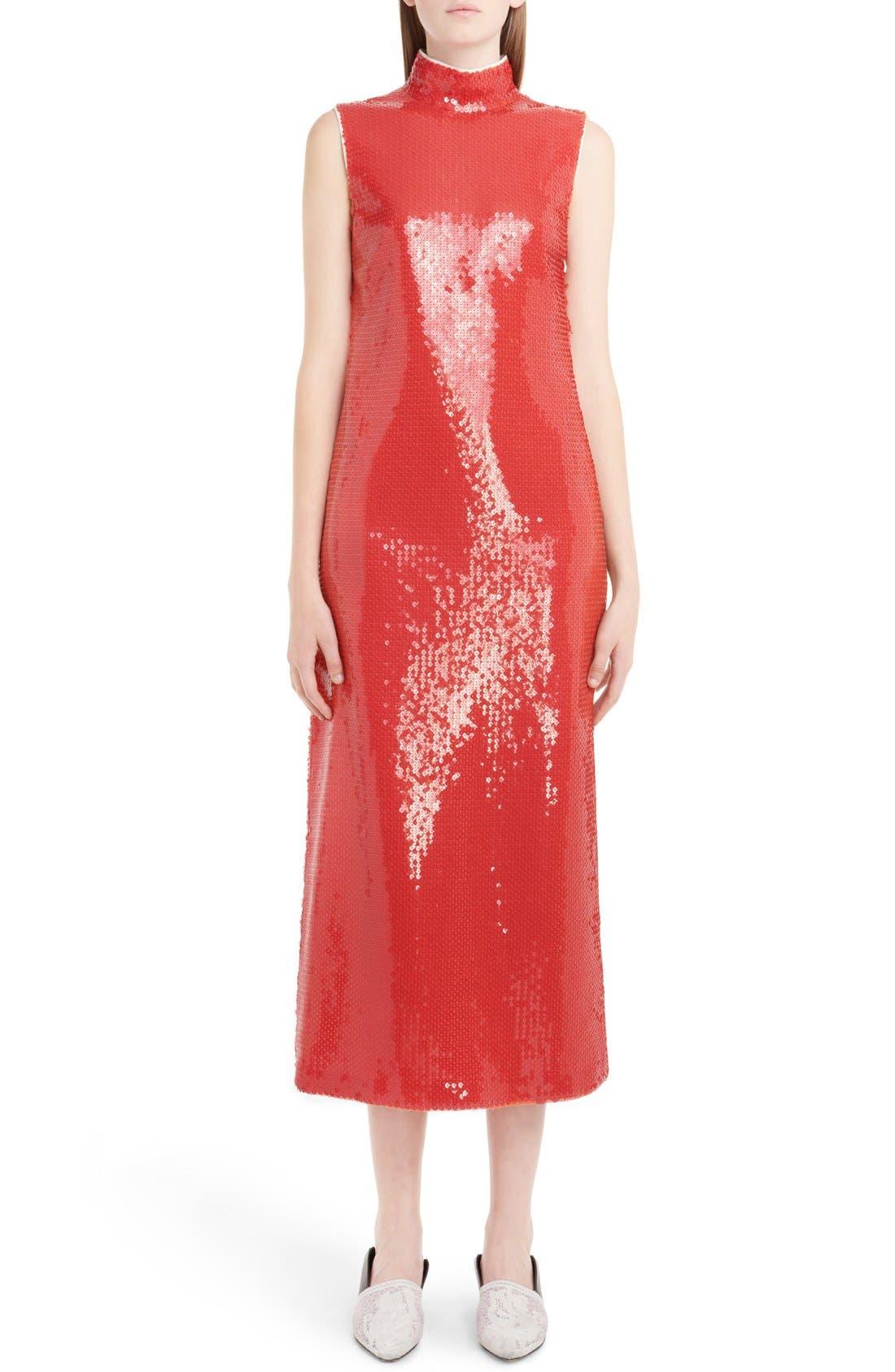 LOEWE Sequin Front Dress