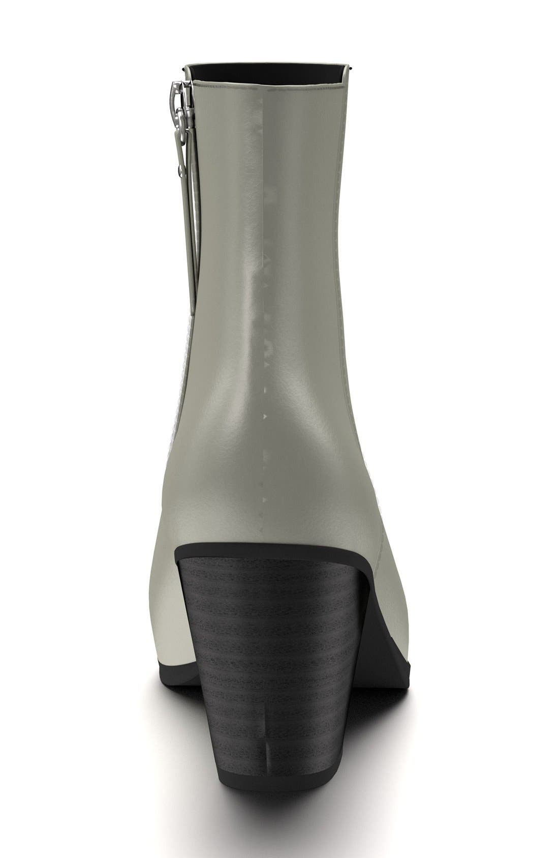 Alternate Image 3  - Shoes of Prey Block Heel Bootie (Women)