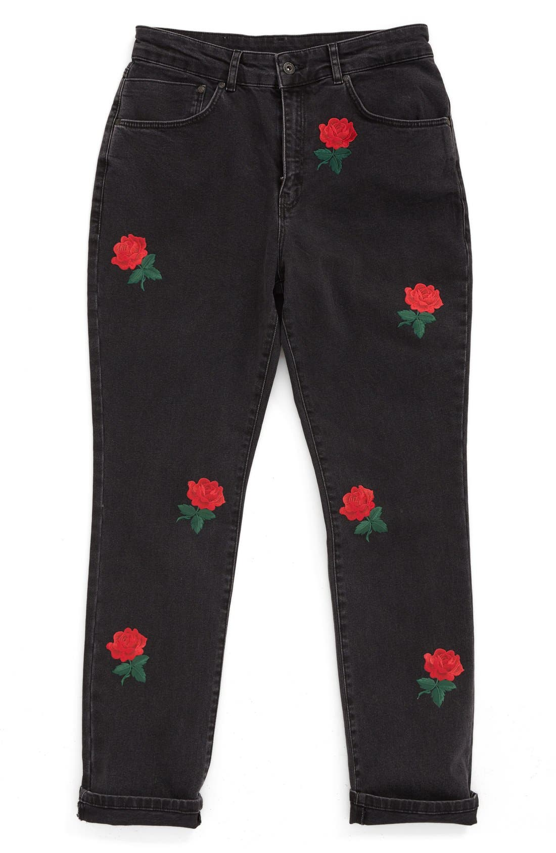 Alternate Image 1 Selected - The Ragged Priest Thorn in My Side Mom Jeans