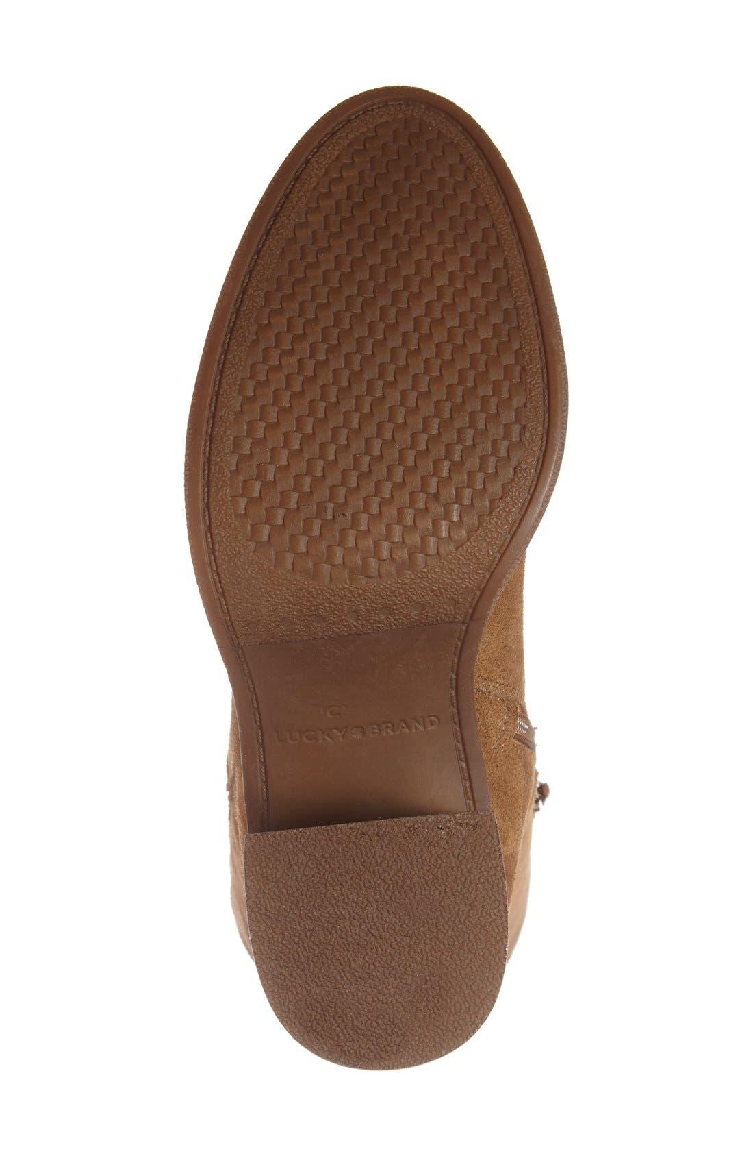 Alternate Image 4  - Lucky Brand Ritten Tall Boot (Women)