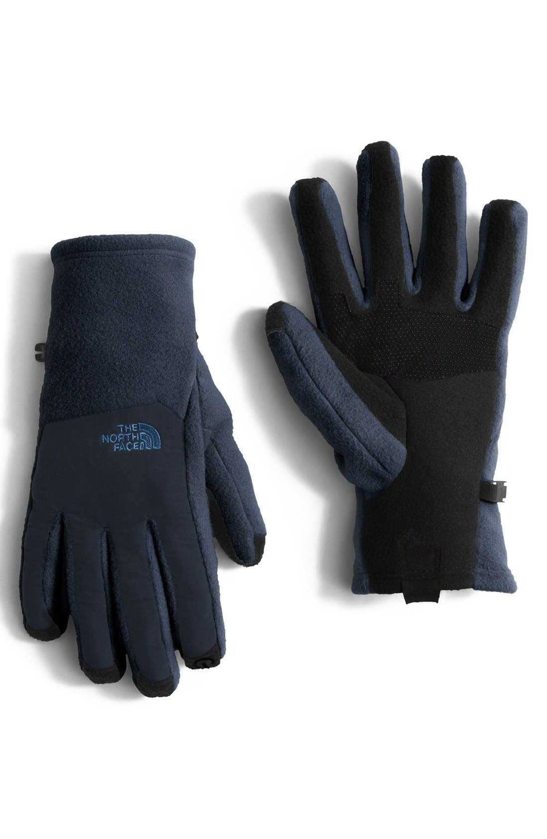 Alternate Image 1 Selected - The North Face 'Denali' E-Tip Gloves