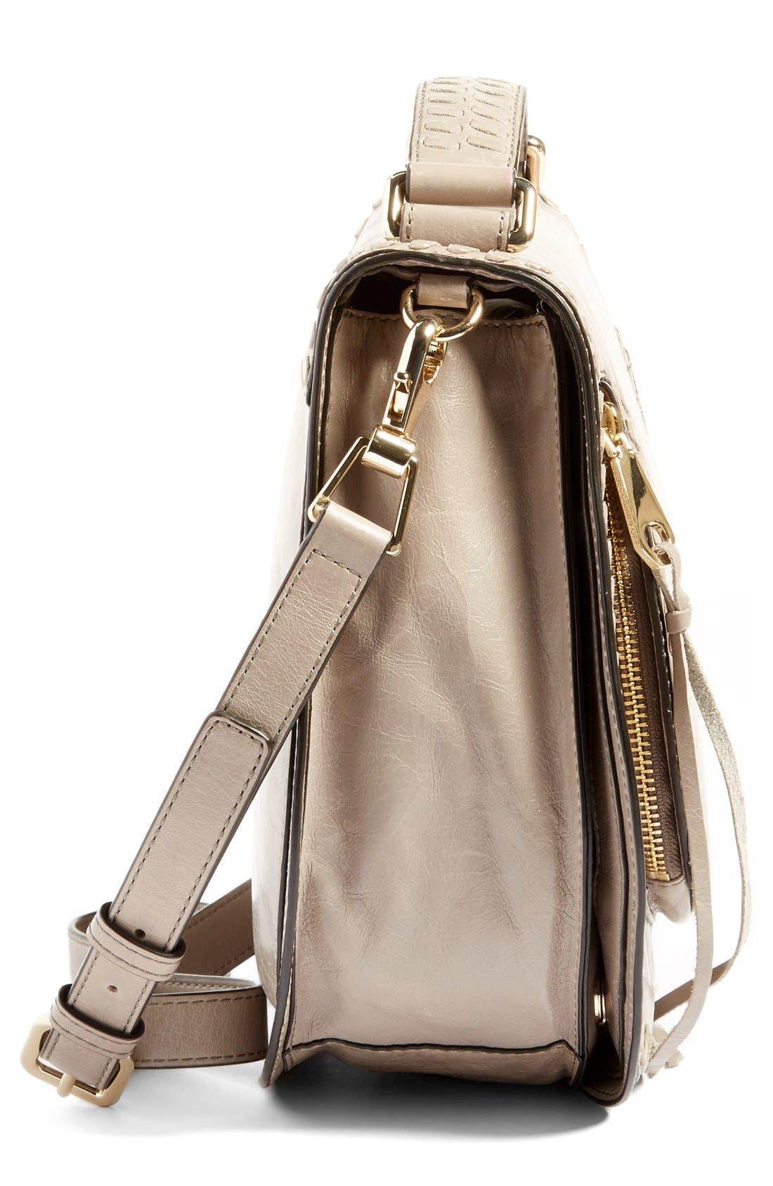Alternate Image 8  - Rebecca Minkoff Vanity Saddle Bag
