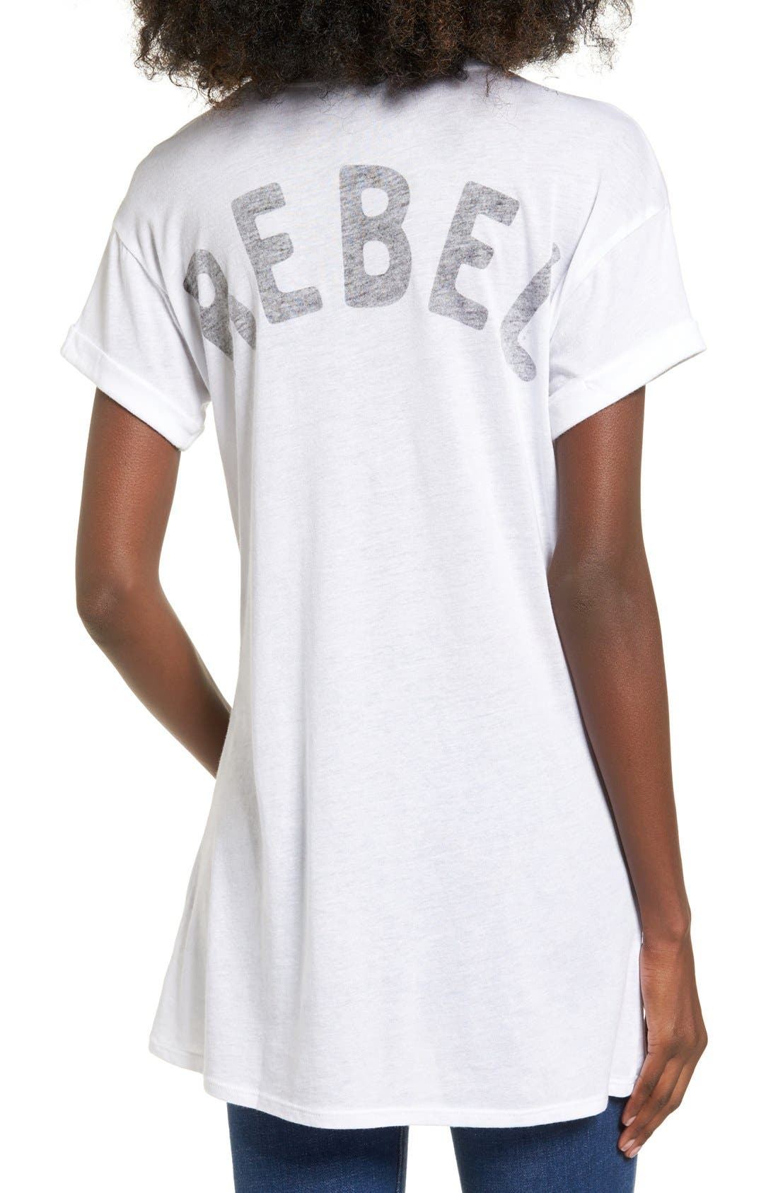 Alternate Image 1 Selected - Michelle by Comune Petersburg Rebel Graphic Tee