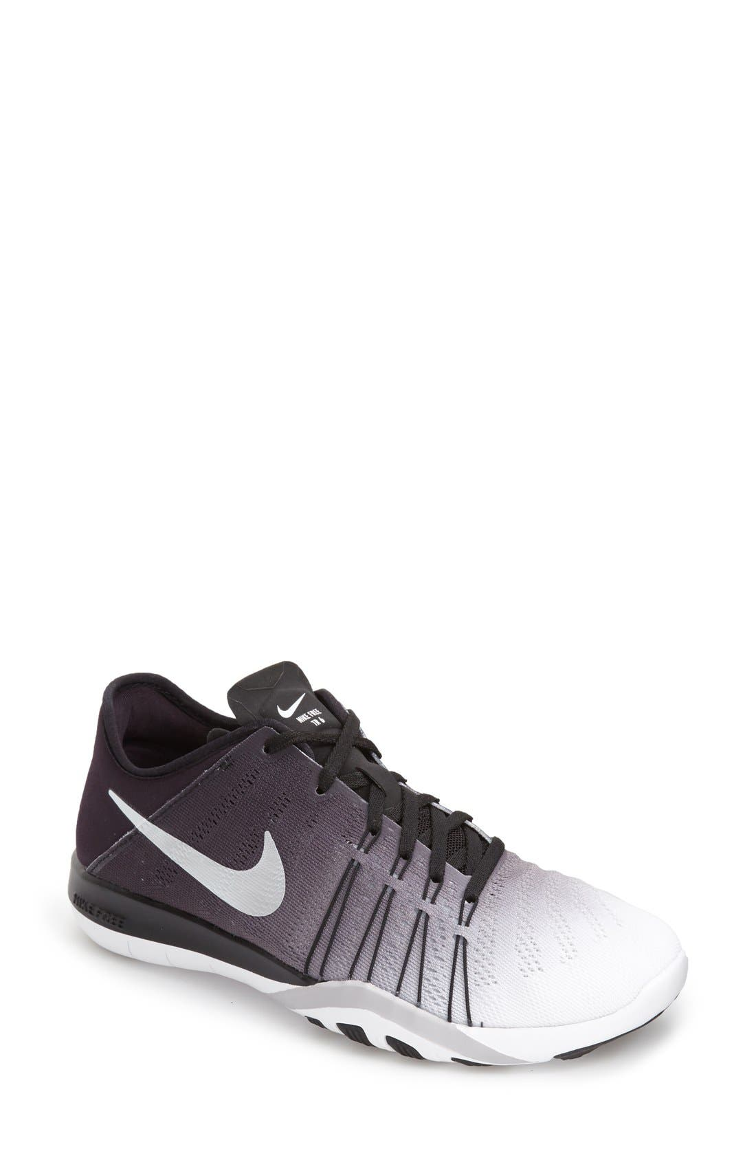 Alternate Image 1 Selected - Nike Free TR 6 Spectrum Training Shoe (Women)