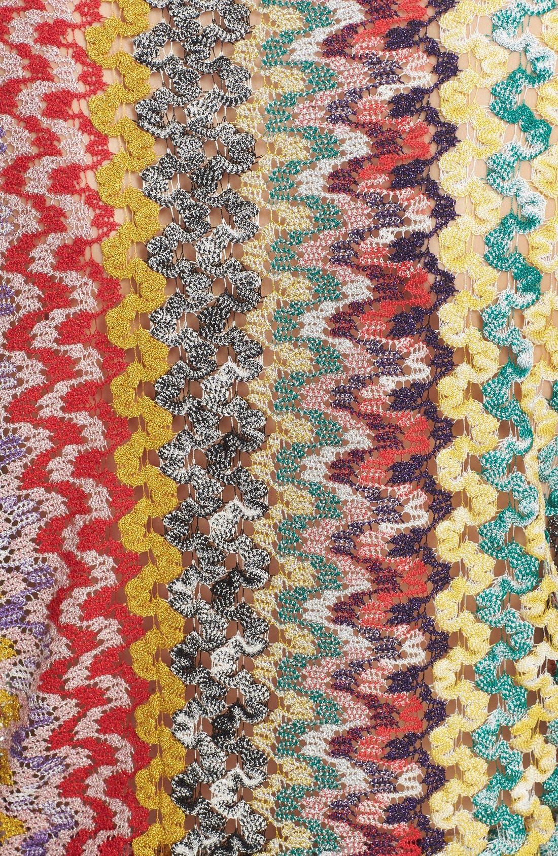 Alternate Image 3  - Missoni Metallic Knit Sweater