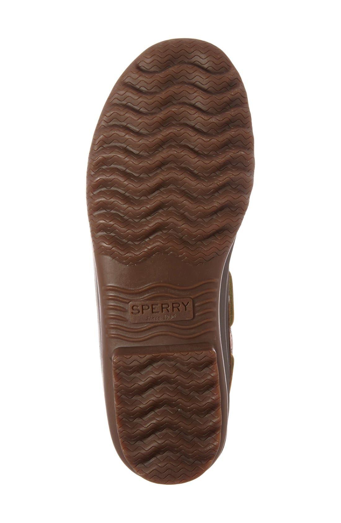 Alternate Image 4  - Sperry 'Decoy' Waterproof Boot (Men)