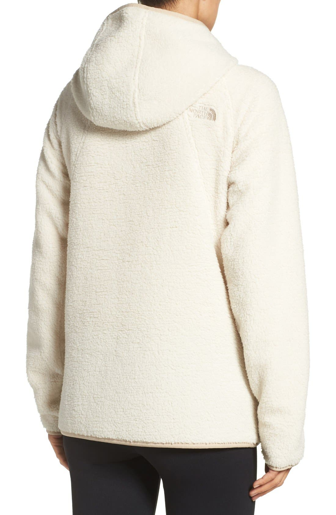 Alternate Image 2  - The North Face Hooded Fleece Pullover